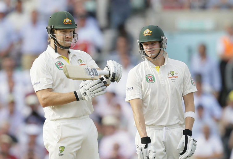 Shane Watson calls for a review