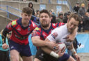 A rugby league postcard from the edge