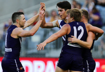Fremantle Dockers vs Hawthorn Hawks: AFL highlights, live scores, blog