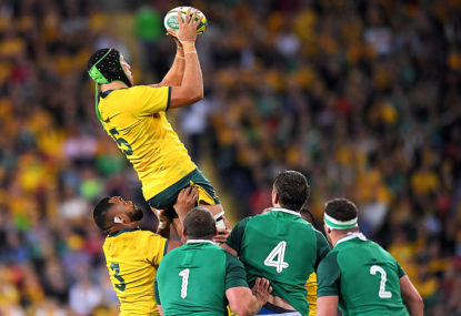 How to watch the Wallabies on TV or online: Australia vs Ireland, second Test live stream
