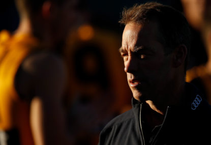 How Alastair Clarkson rebuilt his Hawthorn empire