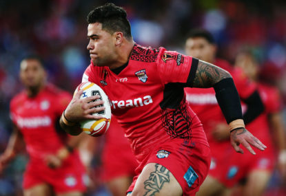 Rugby league needs Tonga vs Australia