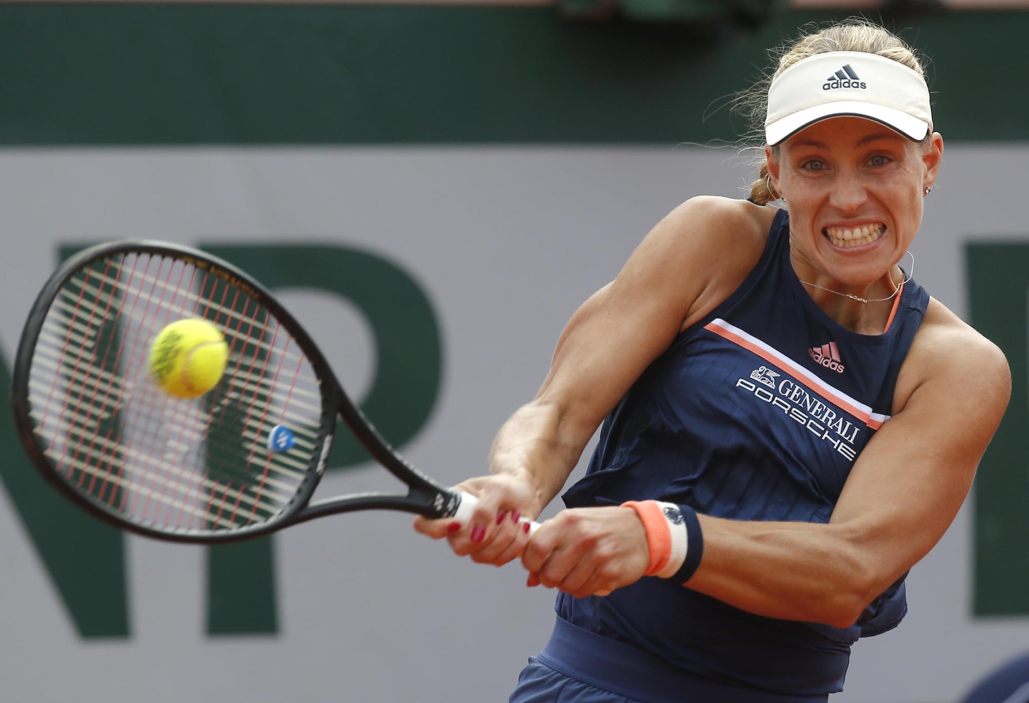 Angelique Kerber French Open
