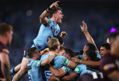 VOTE: Pick your NSW Blues team for Origin 1