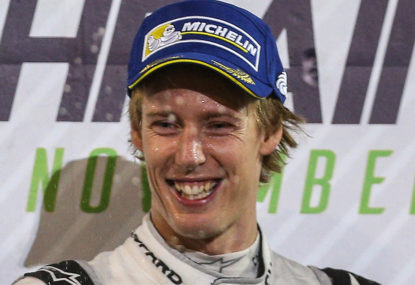 Toro Rosso would be wrong to turf Brendon Hartley