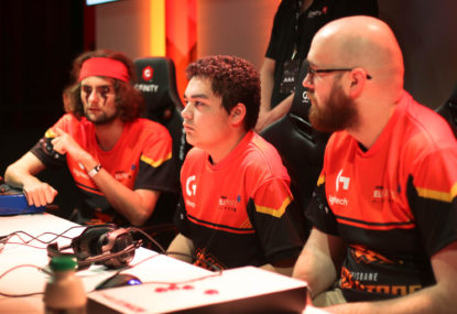 Gfinity's halfway point brings a sense of urgency to the Deceptors and the Roar