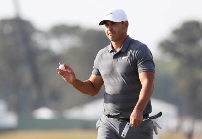 Brooks Koepka wins his fourth major at the PGA Championship