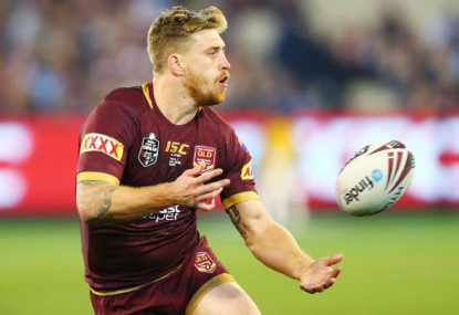 Cameron Munster will determine whether Queensland win Origin