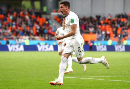 Uruguay vs Saudi Arabia: 2018 FIFA World Cup highlights, scores, blog
