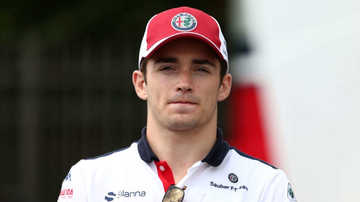 Leclerc on pole in Austria