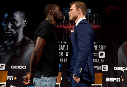 3d3fde1133e Jeff Horn vs Terence Crawford  WBO World Welterweight Championship live  round-by-round updates