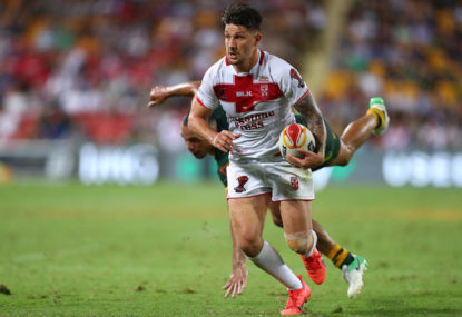 England vs New Zealand: International rugby league live scores, blog