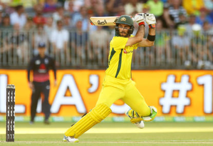 Is Glenn Maxwell the Big Show or a no-show?