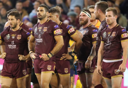 Greg Inglis: Handy footballer, but not captaincy material