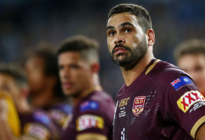 Game 3 should be Greg Inglis' last Origin