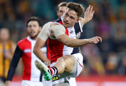 St Kilda Saints vs Hawthorn Hawks: AFL highlights, live scores, blog