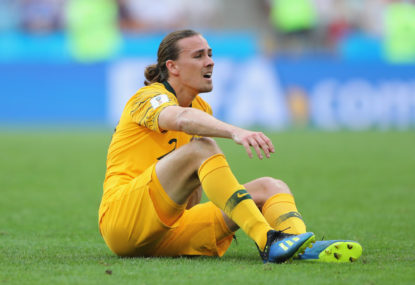 Socceroo Jackson Irvine makes Hibernian debut