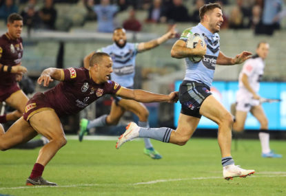 Six talking points from State of Origin Game 1