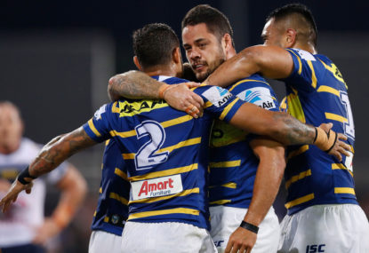 Why the Eels are right to offer Jarryd Hayne one more year