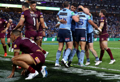 WATCH: Video highlights from State of Origin Game 2