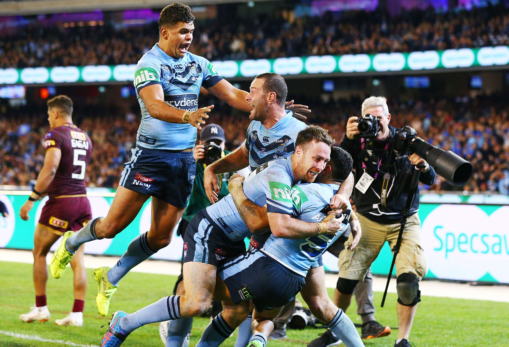State of Origin: Game II results, highlights and analysis ...