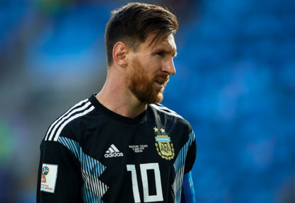 Argentina set up Copa America semi-final with Brazil