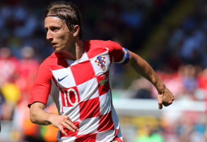 promo code d6411 af5fa The woes of Luka Modrić: Croatia, nationalism and football