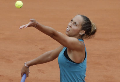 Madison Keys vs Naomi Osaka: US Open live scores, blog