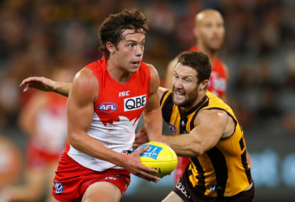 Sydney vs Hawthorn: Friday night forecast