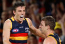 Adelaide Crows vs Geelong Cats: AFL live scores, blog