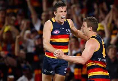 AFL top 100: Geelong vs Adelaide review
