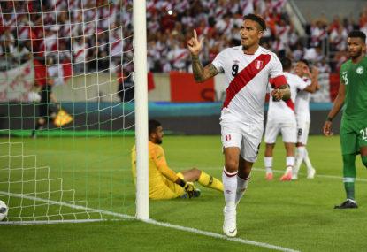 France vs Peru: 2018 FIFA World Cup highlights, scores, blog