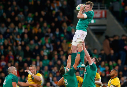 The Wrap: The All Blacks and Ireland confirm why they are ranked one and two