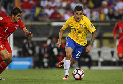 Brazil defeat Serbia to move into knockout rounds
