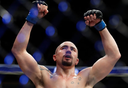 Whittaker vs Adesanya: A fighting rivalry for the ages