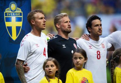 Denmark vs Mexico: Pre-World Cup live scores, blog