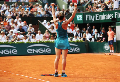 A day at Roland Garros
