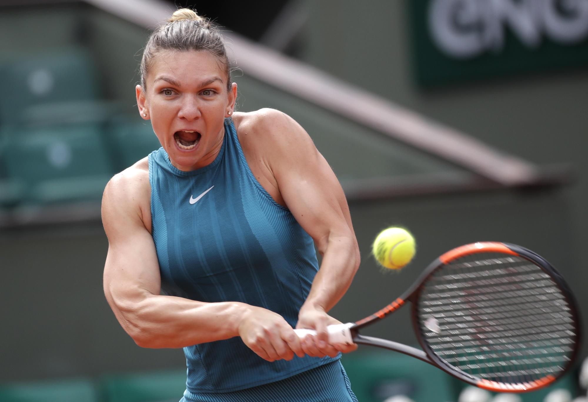 Halep Live Gallery: French Open Women's Final Live Scores, Blog: Simona Halep