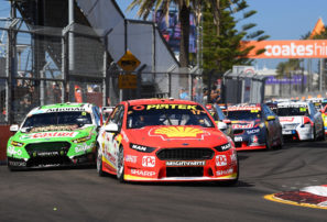 Darwin the start of key period in Supercars title race
