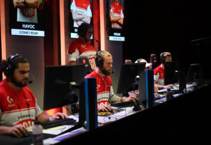 Gfinity Elite Series; Playoffs day 1 as it happened