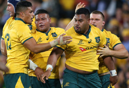 Michael Cheika almost bit the bullet with his Wallabies squad. Here's the XV he should now pick