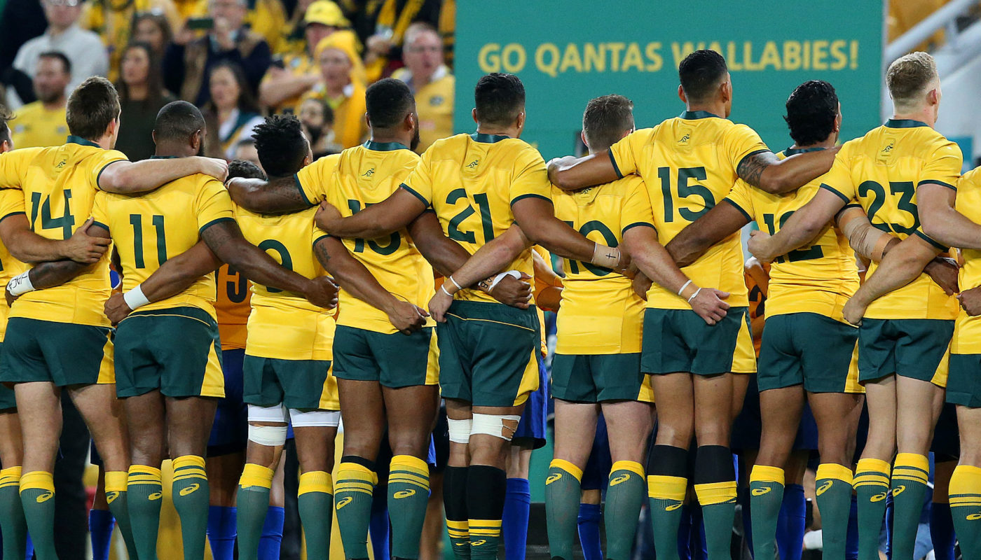Rugby Australia Must End Its Sell Out Of The Wallabies Brand To Qantas
