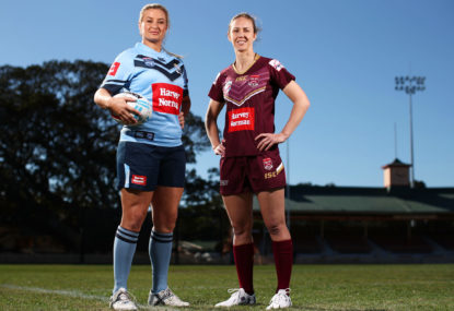 NSW Blues vs Queensland Maroons: Women's State of Origin live scores, blog