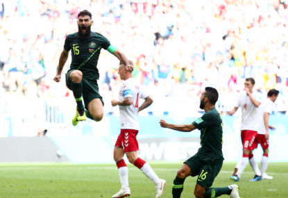 Socceroos DIY player ratings vs Denmark 2018 FIFA World Cup: The results