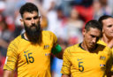 It's over: Socceroos crash out of 2018 World Cup following 2-0 loss to Peru