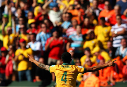 Cahill hopes to score one last time in Socceroos farewell