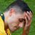 Tom Rogic reacts after missing a goal opportunity