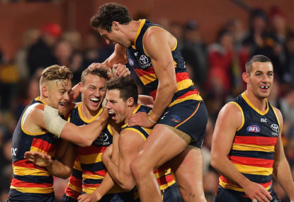 2018 Adelaide Crows wrap up from the eyes of a die-hard fan