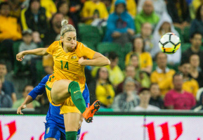 Matildas lock in two home fixtures on home soil vs Chile