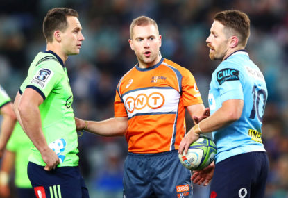 The Wrap: Referee Angus Gardner blows the whistle on COVID-19
